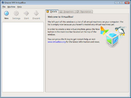 VirtualBox 3.2.6
