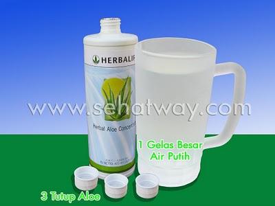 Herbalife_ALOE DRINK