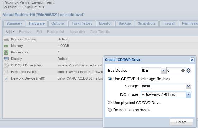 Instalasi VM Windows pada Proxmox Menggunakan Virtio Driver Bagian 2